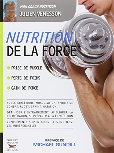 Nutrition de la force par Julien Venesson
