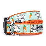 The Worthy Dog 21858-3980MD Kawaii Verstellbares Designer-Hundehalsband, Mintgrün, Größe M