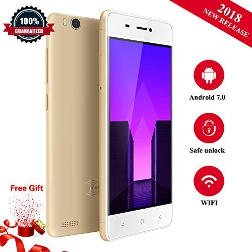 Günstiges Handy Ohne Vertrag, Ken V6 Dual SIM 3G Touchscreen digitales Smartphone(4,5 Zoll Display, 8 GB Speicher, Android 7.0, Batteriekapazität 1700 mAh Mobile Phone)