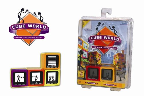 Goliath-Juego Portable-Cube World-Surtido