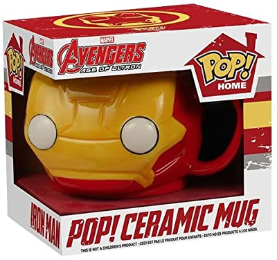 Iron Man Pop! Home Mug