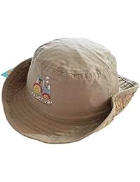 Y-BOA Chapeau Bob Hat Garçon Enfant Pêche Outdoor Solaire Plage