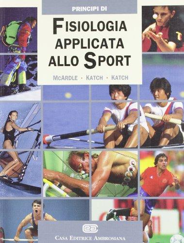 Principi di fisiologia applicata allo sport