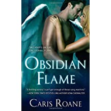 Obsidian Flame (The Guardians of Ascension) by Caris Roane (2012-04-24)