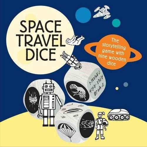Space Travel Dice (Magma for Laurence King) by Hannah Waldron (12-Jan-2015) Hardcover