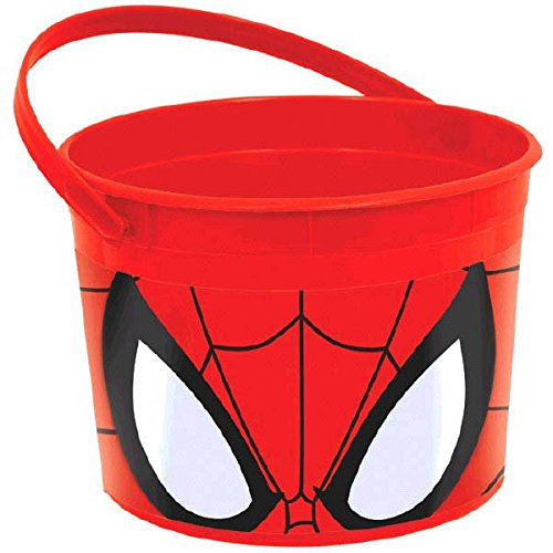 Amscan Spider Man Favor Pail