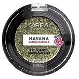 L'Oréal Paris Ombretto Cremoso Extra-pigmentato, Havana Eye Shadow Hot Havana, Havana Camila Cabello Limited Edition, Verde