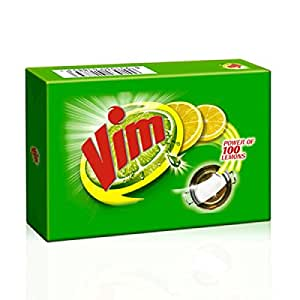 Vim Bar - 250 g (with free scrubber)