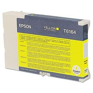 Epson T6164 Cartouche d'encre d'origine Jaune  Capacité Standard 3500 pages