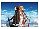 CoolChange Puzzle di Sword Art Online, 1000 pezzi, Motivo: Kirito & Asuna