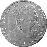 Münzen 5 Reichsmark Deutschland, 1936 E, Hindenburg (Jäger: 367) Vorzüglich