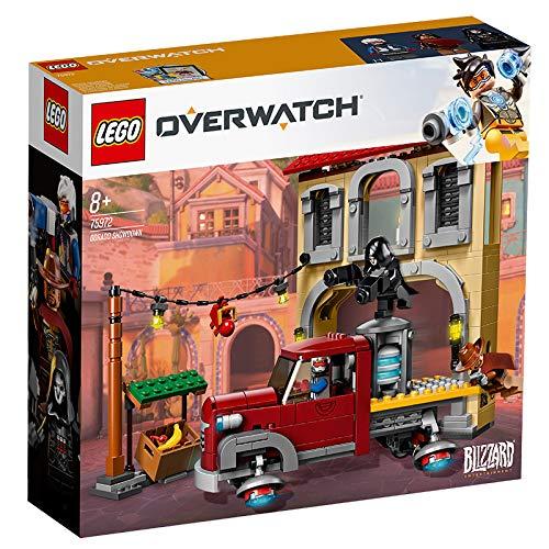LEGO 75972 Overwatch Dorado Showdown Building Kit, Multicolour Best Price and Cheapest