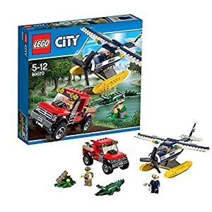 Lego Water Plane Chase, Multi Color