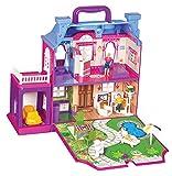 #5: Toyzone Dream Villa, Multi Color