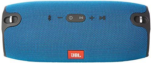 JBL Xtreme Sistema Audio Portatile, Splashproof, Bluetooth, Wireless, Blu - 2