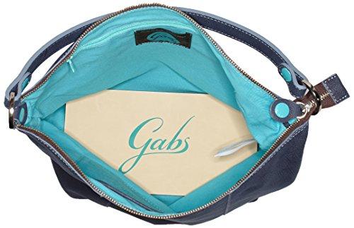 GABS - Sofia, Borse a tracolla Donna Blu (Blue)