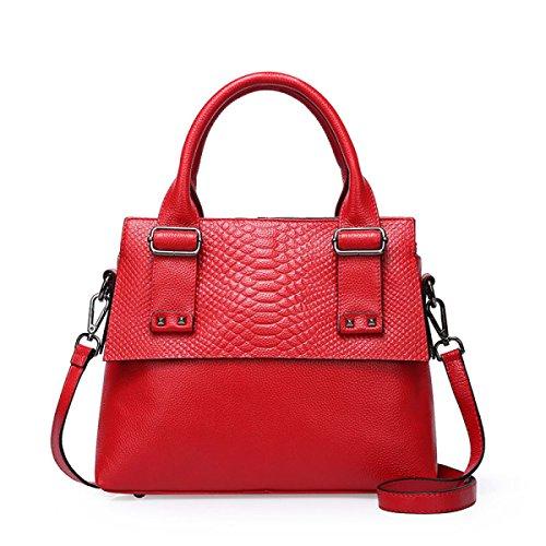 Umhängetasche Frau Tasche Handtasche Umhängetasche Red