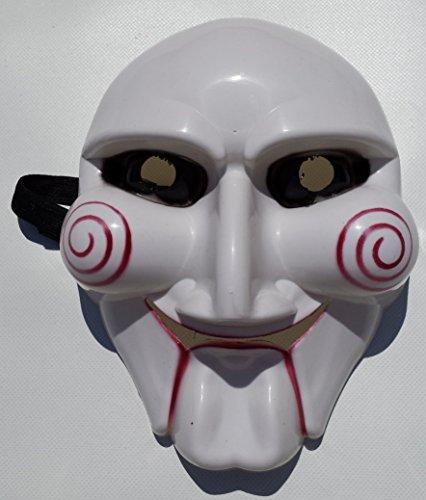 Maske Jig Saw Karneval Fasching (Jigsaw Halloween)