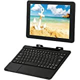 Viking Pro RCA 10 RCT6303W87DK 10.1-Inch 32GB 2-in-1 Tablet With Detachable Keyboard (Black)
