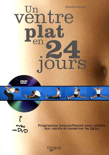 Un ventre plat en 24 jours (1DVD)