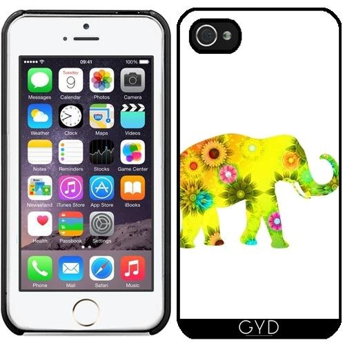 coque-pour-iphone-5-5s-style-mammifere-elephant-colore-by-wonderfuldreampicture