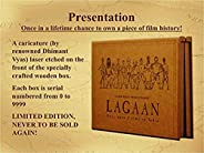 Lagaan - Special Anniversary Edition Wooden Box Set (3-Disc Box Set) - Coin Not Included