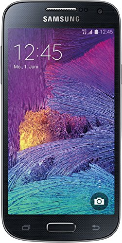 Samsung Galaxy S4 mini Smartphone (10,8 cm (4,3 Zoll) Touch-Display, 8 GB Speicher, Android 4.4) schwarz