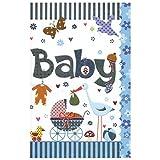 Susy Card 40009858 Grußkarte zur Geburt/Junge