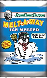 Jonathan grün 11305 Melt Ice-A-Way Melter, 50-Pfund