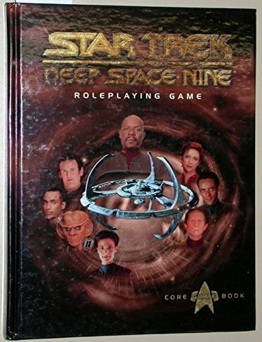 Narrator's Toolkit (Star Trek: Deep Space 9 RPG) by Christian More (1999-05-04)