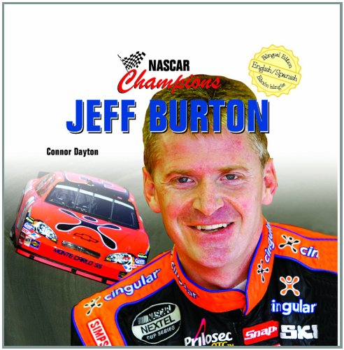 Jeff Burton (NASCAR Champions/Campeones de NASCAR) por Connor Dayton