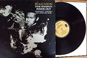 Inside out - Anthology Volume 2 The Capricorn Years - Realization. Eddie Henderson Stereo