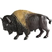 Plastoy - 2908-29 - Figurine - Animal - Bison (Nouvelle Couleur)