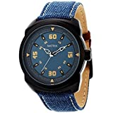 #2: Matrix Explorer Analog Blue Dial Men's Watch-WCH-150