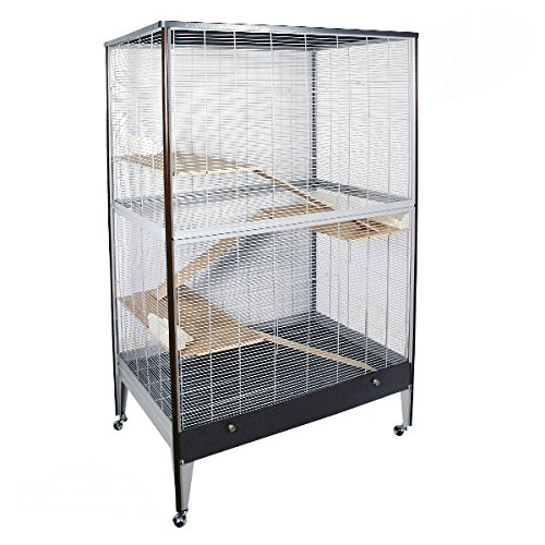 Montana Cages ®   Voliere, Nagervoliere Happy Home 99B