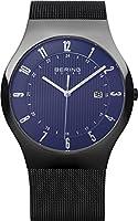 Bering Solar 14640-227 Reloj de Pulsera para hombres Alimentación Solar de Bering