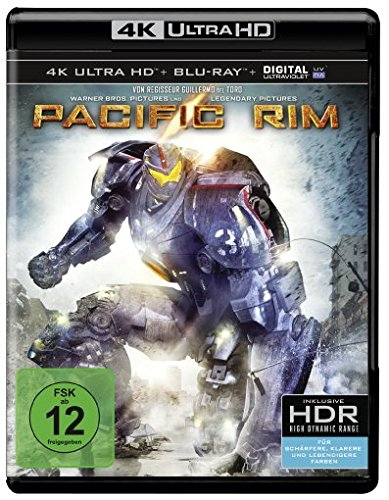Bild von Pacific Rim (4K Ultra HD + 2D-Blu-ray) (2-Disc Version)  [Blu-ray]