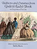 Image de Fashions and Costumes from Godey's Lady's Book: Including 8 Plates in Full Color