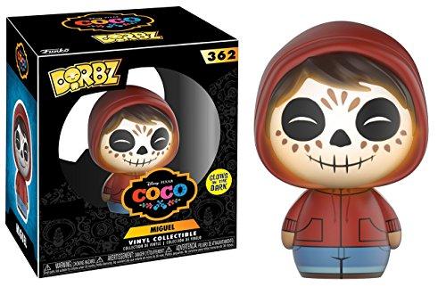 Figure Dorbz Disney Coco Miguel Glow in The Dark Exclusive