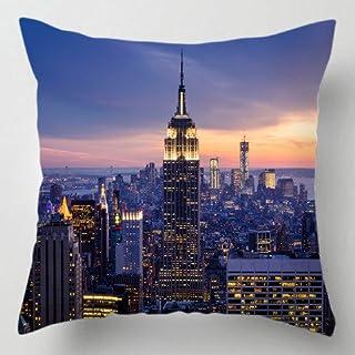Artylicious Empire State Building New York Kissen