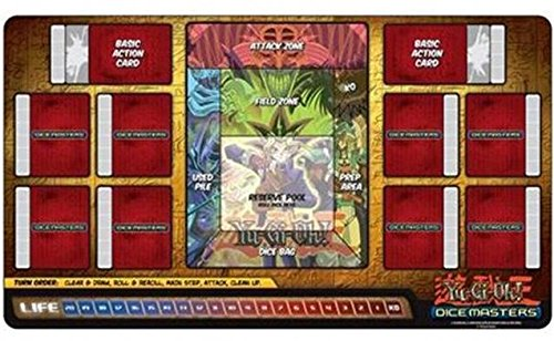 Yu-Gi-Oh! Dice Masters: Series One Play Mat