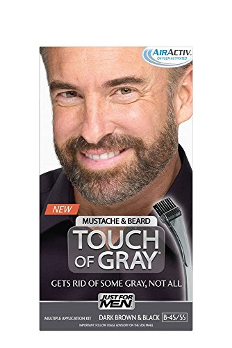 Just For Men Touch Of Gray Hair
