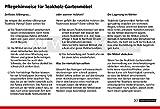 Massive Gartenbank Messina aus Teakholz, 110cm ? Wetterfest ? Nachhaltiges Plantagenholz ? Ergonomisch geformte Balkon-Bank, Sitzbank aus Holz | Teakbank, 2-Sitzer mit Lehne für den Garten | Teak-Holzbank, Parkbank für draußen Test