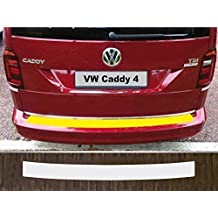 VW CADDY 4 Ladekantenschutz ABKANTUNG CARBON AluNox®
