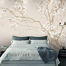 papier peint motif chinois. Black Bedroom Furniture Sets. Home Design Ideas