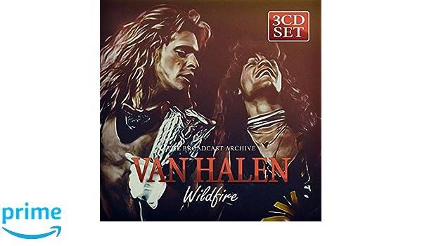fd10c6ea7f5 Wildfire the Broadcast Archive - Van Halen  Amazon.de  Musik