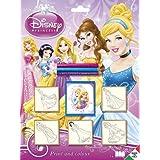 Noris 60 631 5660 - Juego de sellos (5 unidades), diseño de princesas Disney [Importado de Alemania]