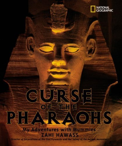 the-curse-of-the-pharaohs-my-adventures-with-mummies-bccb-blue-ribbon-nonfiction-book-award-awards-b