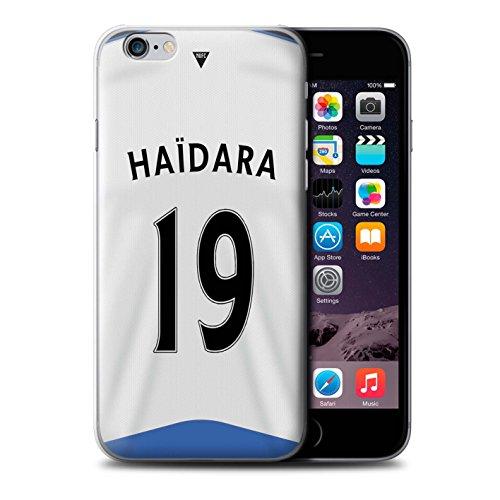 Offiziell Newcastle United FC Hülle / Case für Apple iPhone 6+/Plus 5.5 / Pack 29pcs Muster / NUFC Trikot Home 15/16 Kollektion Haïdara