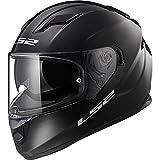 Die besten Full Face Motorradhelme - LS2 FF320 Stream EVO Doppel Sonnenblende Full Face Bewertungen